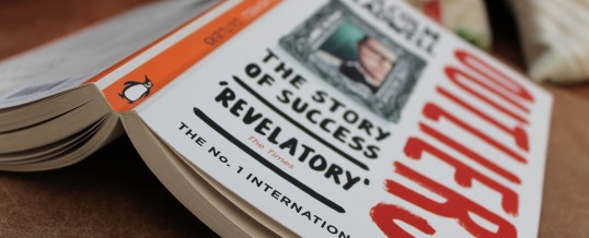 Book recommendation: The story of success